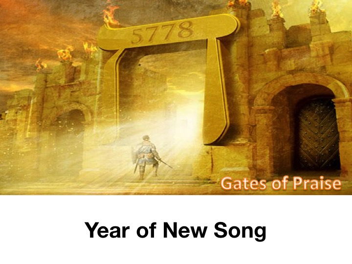 Year of New Song gates praise